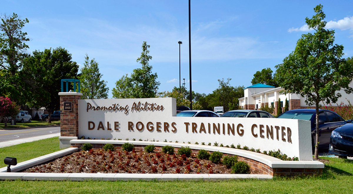 Dale Rogers Training Center entrance